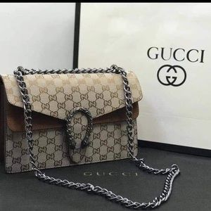 My Gucci bag has to go to a new home.